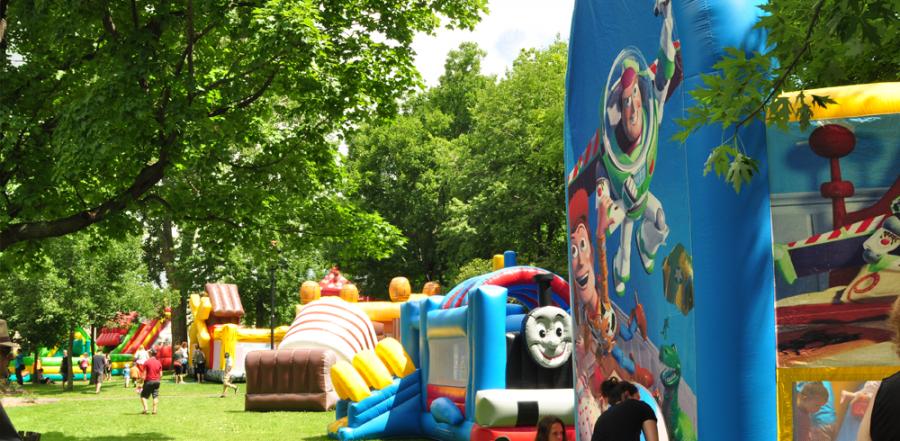 Organisation de fête pour les enfants - Écoles et CPE