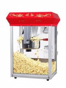 Machine popcorn