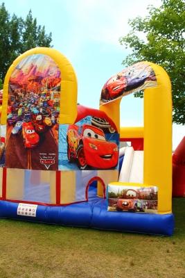 Location de Jeux gonflables - fête d'enfants