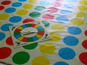 Location de Jeux de kermesse - Twister géant