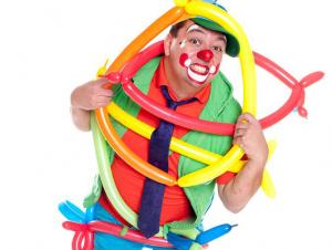 Clowns, maquilleuses et tatouages temporaires