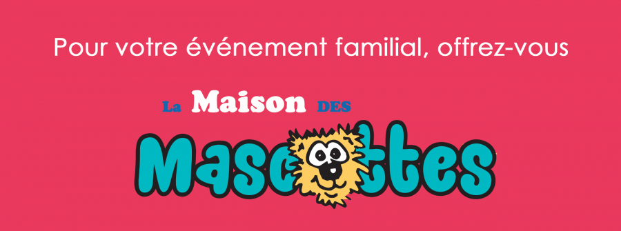 événement - maison des mascottes - animation
