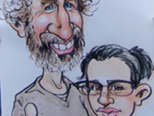Animation, caricaturistes