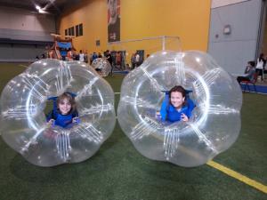 Organisation de fête pour les enfants - Écoles et CPE - soccer bulle
