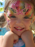 Organisation de fête pour les enfants - Écoles et CPE - maquilleuse